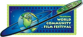 Travelling World Community Film Festival Logo