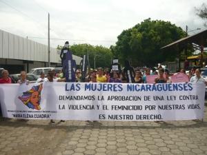 MEC women's march