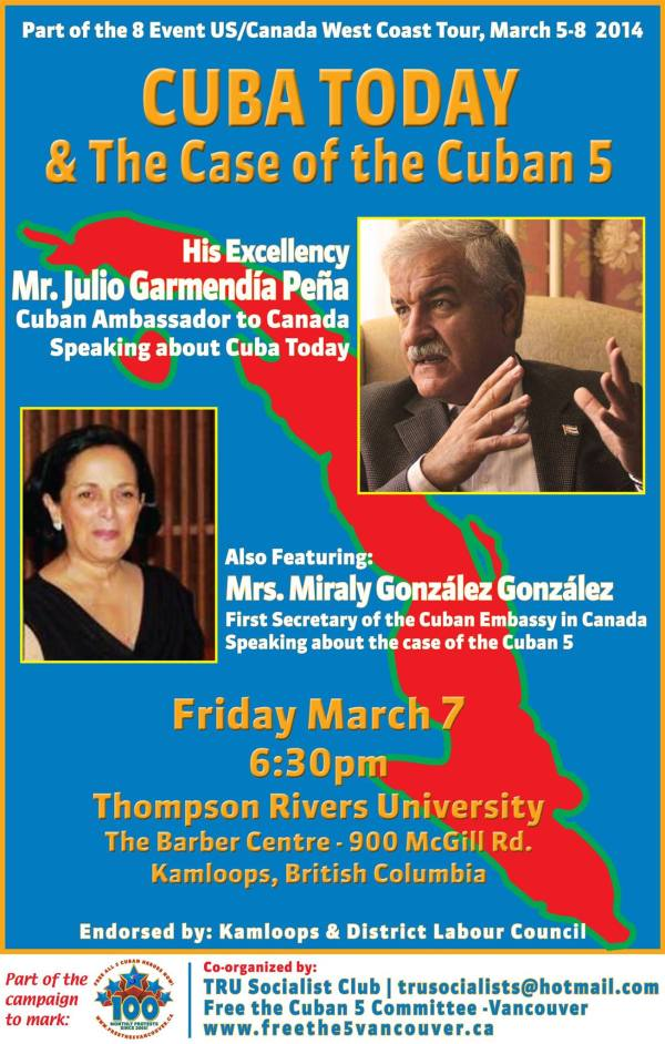 Cuban Ambassador to Canada